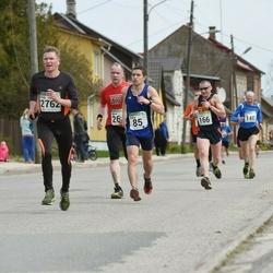 86. Suurjooks ümber Viljandi järve - Andre Abner (85), Priit Tambet (2762)