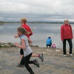 Jooks ümber Tamula järve