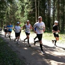 33. Tartu Jooksumaraton - Raul Villo (131), Kalev Vunk (334), Alar Lehesmets (721)