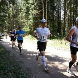 33. Tartu Jooksumaraton - Kalev Vunk (334), Rein Vares (706), Alar Lehesmets (721)