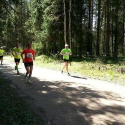 33. Tartu Jooksumaraton - Mare Ulp (365), Tanel Uudeberg (384), Rainer Lepik (559), Björn Puna (613)