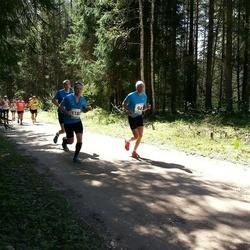 33. Tartu Jooksumaraton - Ago Saluveer (94), Koit Põldmaa (1180)