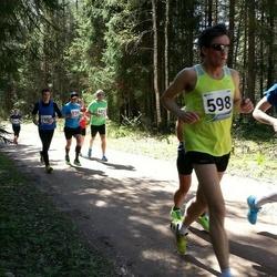 33. Tartu Jooksumaraton - Raul Metshein (598), Argo Põldoja (602), Aleksandr Beljantsev (939), Rauno Parts (1827), Aalo Kukk (1952)