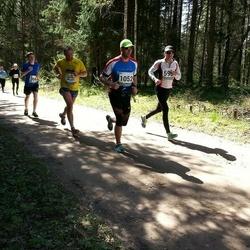 33. Tartu Jooksumaraton - Anders Eensalu (1052)