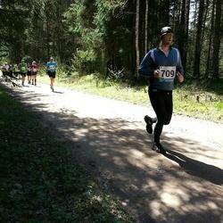 33. Tartu Jooksumaraton - Aarne Vasarik (709)