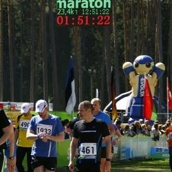 33. Tartu Jooksumaraton - Aho Augasmägi (461)