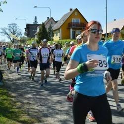 33. Tartu Jooksumaraton - Arnis Sulmeisters (318), Karlo Noormets (534), Anneli Lenk (549)