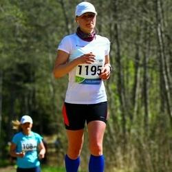 33. Tartu Jooksumaraton - Anni Niidumaa (1195)