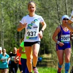 33. Tartu Jooksumaraton - Annika Vaiksaar (937)