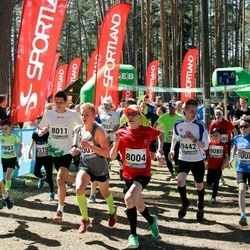 33. Tartu Jooksumaraton - Armin Angerjärv (8004)