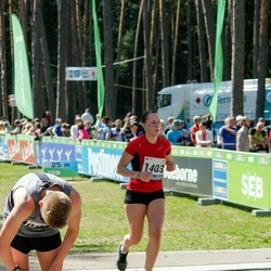 33. Tartu Jooksumaraton - Annika Altoja (1403)