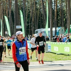33. Tartu Jooksumaraton - Aadi Remmik (1426), Aavo Kergand (9321)