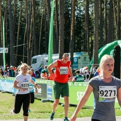33. Tartu Jooksumaraton - Anton Vassiljev (8893), Annika Nõmme (9271), Ilona Leetma (9378)