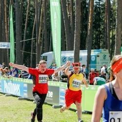 33. Tartu Jooksumaraton - Aare Allaje (8883), Marko Meus (8892)