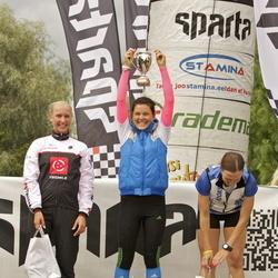 Sparta duatlon - Liisa Kull (30), Liis-Grete Arro (35)