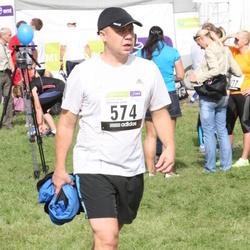 40. jooks ümber Ülemiste järve - Andre Petraudze (754)