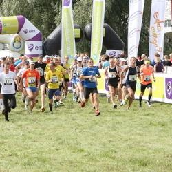 40. jooks ümber Ülemiste järve - Ago Veilberg (7), Meelis Treimuth (14), Christjan Lään (17), Ramon Reimets (111), Sulev Lokk (618), Ulf Rosen (819), Aleksei Markov (1052)