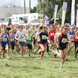 40. jooks ümber Ülemiste järve - Merill Mägi (24), Kristofer Erik Kamberg (37), Gunnar Kingo (41), Annika Vaher (58), Argo Põldoja (171), Indrek Tärno (970), Agu Lehemaa (1042)