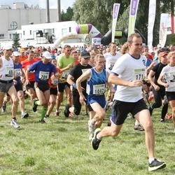 40. jooks ümber Ülemiste järve - Toomas Toom (48), Mart Norman (709), Agu Lehemaa (1042)
