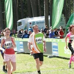 33. Tartu Jooksumaraton - Ants Viia (8484), Anna-Liisa Pehlak (8492)
