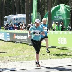 33. Tartu Jooksumaraton - Aile Otsa (8479), Anni-Mari Pehlak (8491)