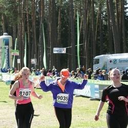 33. Tartu Jooksumaraton - Terje Tollimägi (8107), Annika Ole (9035)