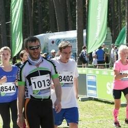 33. Tartu Jooksumaraton - Rain Jansen (1013), Aleksei Rakitin (8402)