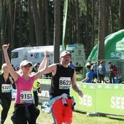 33. Tartu Jooksumaraton - Rauno Raudsepp (8623), Ann Ipsberg (9157)