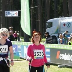 33. Tartu Jooksumaraton - Mariliis Tähepõld (2010), Annika Aas (2533)
