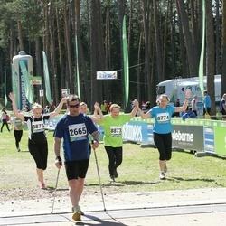 33. Tartu Jooksumaraton - Maichl Suur (8774), Reet Uibo (8873), Brigitta Mõttus (8875)