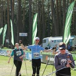 33. Tartu Jooksumaraton - Aarne Tiit (2544), Laura Lill (9922)