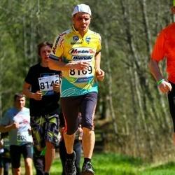 33. Tartu Jooksumaraton - Herman Artur Härk (8146), Aare Einsoo (8169)