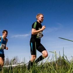 33. Tartu Jooksumaraton - Bert Tippi (21), Mikk Laur (23)