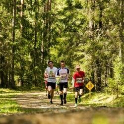 33. Tartu Jooksumaraton - Armin Angerjärv (8004), Mart Soo (8946), Gregor Soodla (9442)
