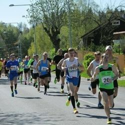 33. Tartu Jooksumaraton - Bert Tippi (21), Olari Orm (26), Janno Metsapool (79), Tuuli Tatomir (1891)
