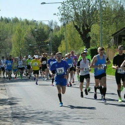 33. Tartu Jooksumaraton - Bert Tippi (21), Tarmo Reitsnik (31), Viktor Gromov (39), Sander Linnus (63), Janno Metsapool (79), Frank Abner (107)