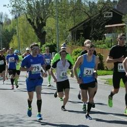 33. Tartu Jooksumaraton - Bert Tippi (21), Sander Linnus (63), Janno Metsapool (79)