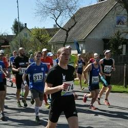 33. Tartu Jooksumaraton - Rainer Kuhi (255), Argo Miller (274), Andre Abner (305), Aleksei Panarin (313)