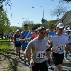 33. Tartu Jooksumaraton - Alar Lehesmets (721)