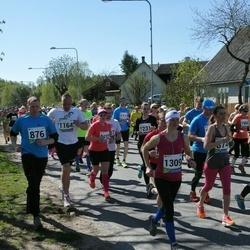 33. Tartu Jooksumaraton - Leho Lahtvee (876), Aare Sepp (1164), Merle Mägi (1309)