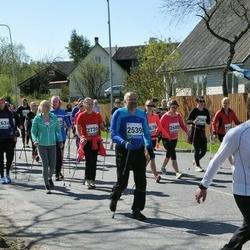 33. Tartu Jooksumaraton - Arne Merilai (2539)