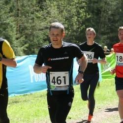 33. Tartu Jooksumaraton - Aho Augasmägi (461), Jaan Sibul (490)