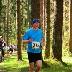 33. Tartu Jooksumaraton - Arnis Sulmeisters (318)