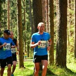 33. Tartu Jooksumaraton - Erik Fogtmann (440), Andre Pukk (1238)