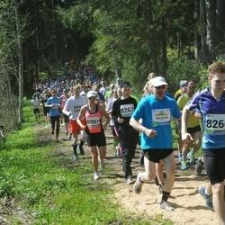 33. Tartu Jooksumaraton - Agur Ostrak (5031), Jarmo Rohtla (8267)