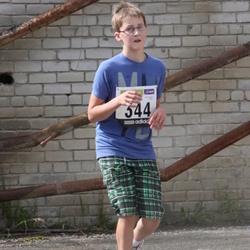 40. jooks ümber Ülemiste järve - Arno Nokkur (344)
