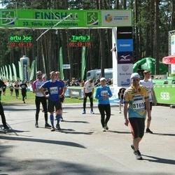 33. Tartu Jooksumaraton - Aare Einsoo (8169)