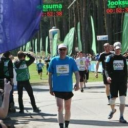 33. Tartu Jooksumaraton - Agur Ostrak (5031), Toomas Haller (9076)