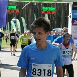 33. Tartu Jooksumaraton - Andor Aland (8318)