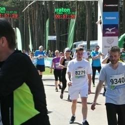 33. Tartu Jooksumaraton - Vaimar Sursu (8279), Artjom Kesvatera (9340)